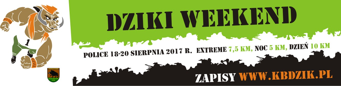 Dziki weekend